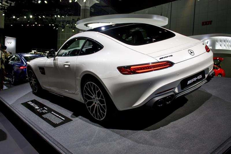 72 Best 2020 Mercedes AMG GT Picture