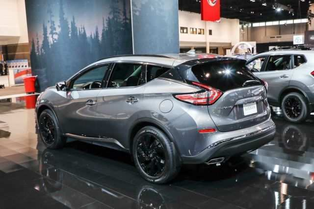 72 Best 2020 Nissan Murano Release Date And Concept