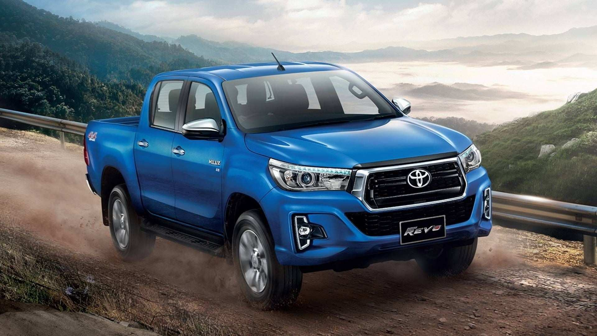 72 Best 2020 Toyota Hilux Spy Shots Release