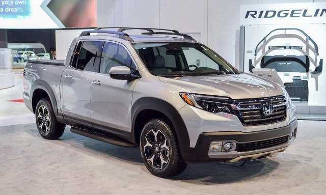 72 Best Honda Ridgeline 2020 Spy Shoot