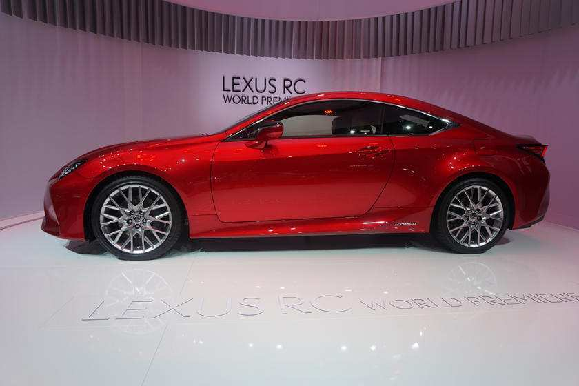 72 Best Lexus 2019 Coupe Rumors