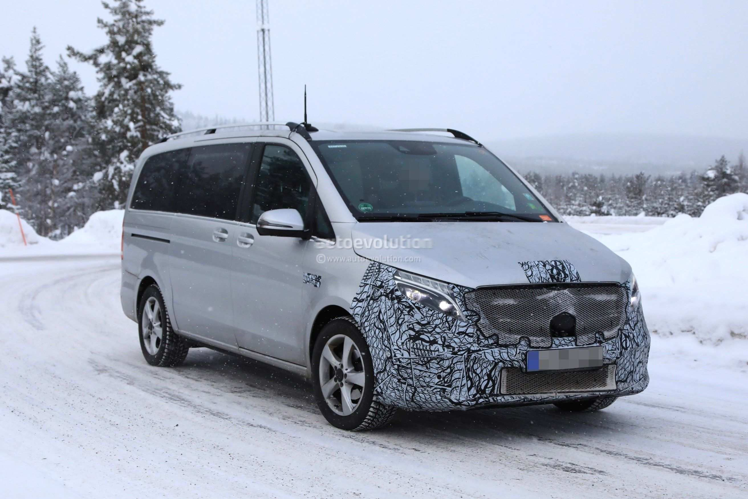 72 Best Mercedes Vito 2019 Redesign And Concept