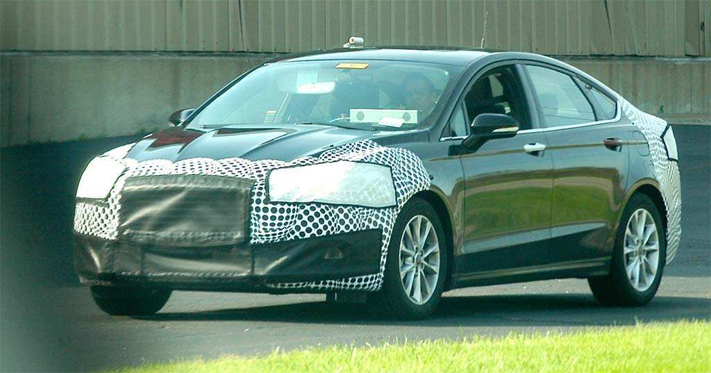 72 Best Spy Shots Ford Fusion Research New