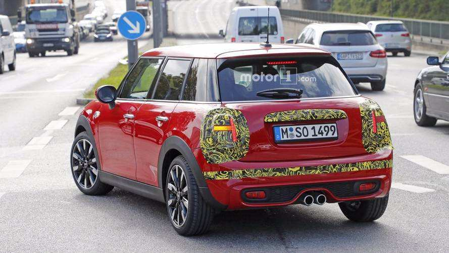 72 Best Spy Shots Mini Countryman Spesification