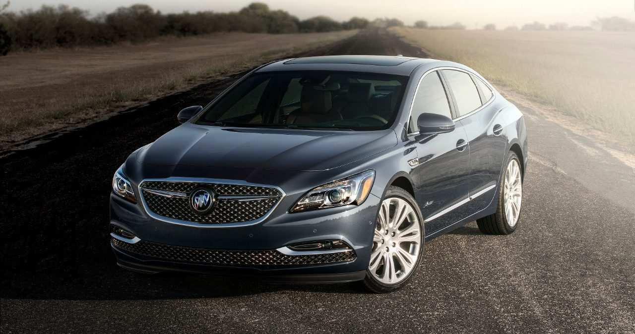 72 New 2019 Buick LaCrosse Redesign And Concept