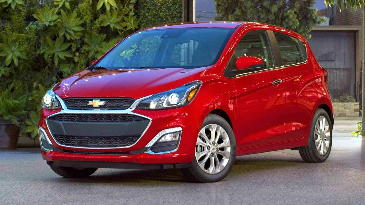 72 New 2019 Chevrolet Spark Performance
