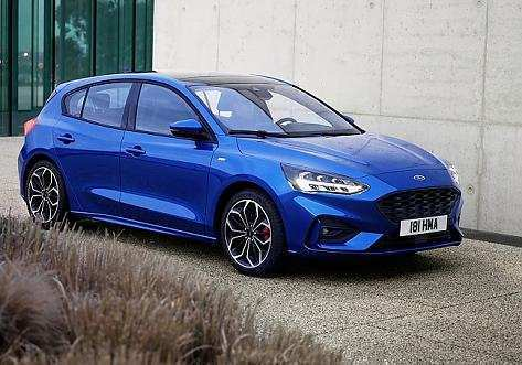 72 New 2019 Ford Focus Configurations