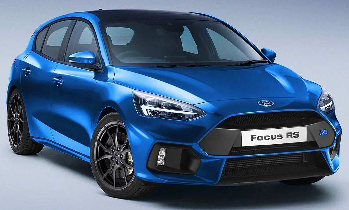 72 New 2019 Ford Focus RS Release