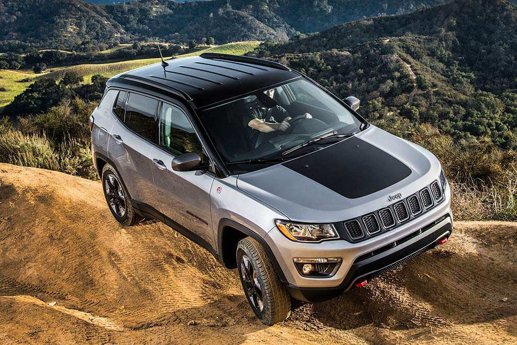 72 New 2019 Jeep Compass Prices