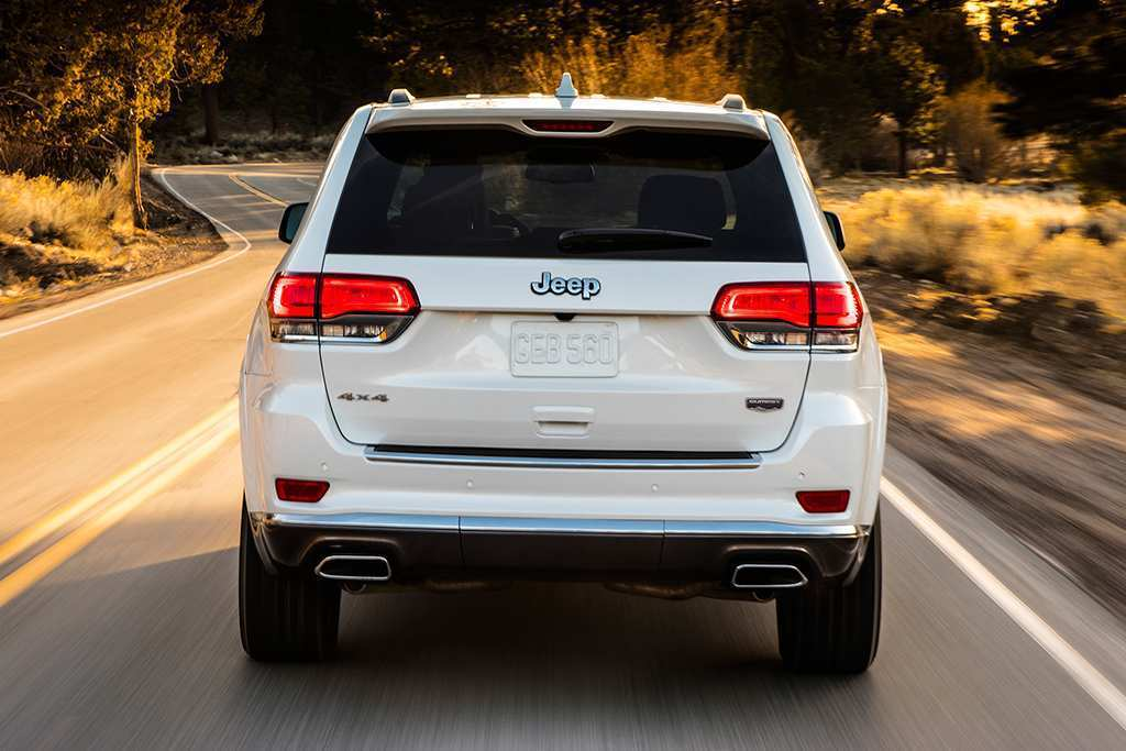 72 New 2019 Jeep Grand Cherokee Diesel Review And Release Date