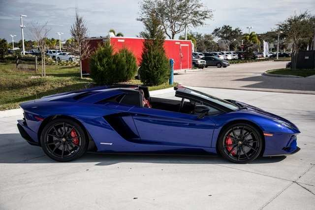 72 New 2019 Lamborghini Aventador Redesign And Review