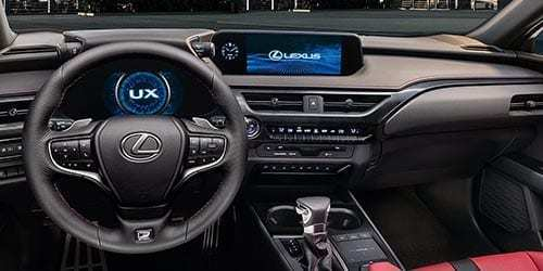 72 New 2019 Lexus Ux Price Canada Overview
