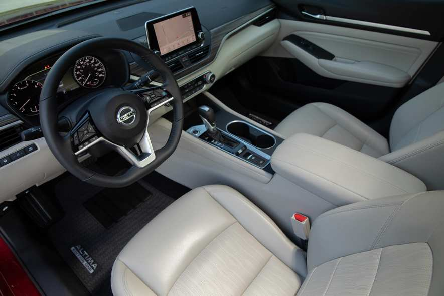 72 New 2019 Nissan Altima Interior Concept