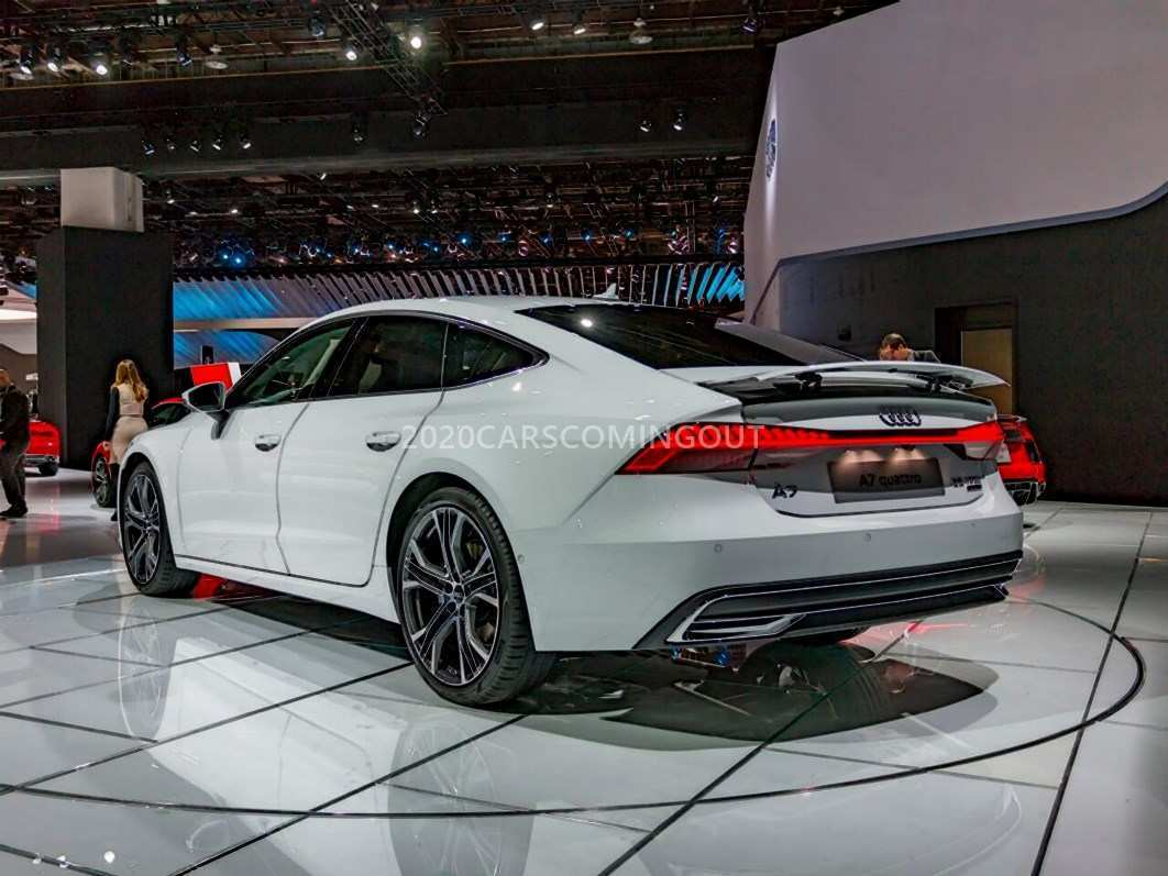 72 New 2020 Audi A7 Overview