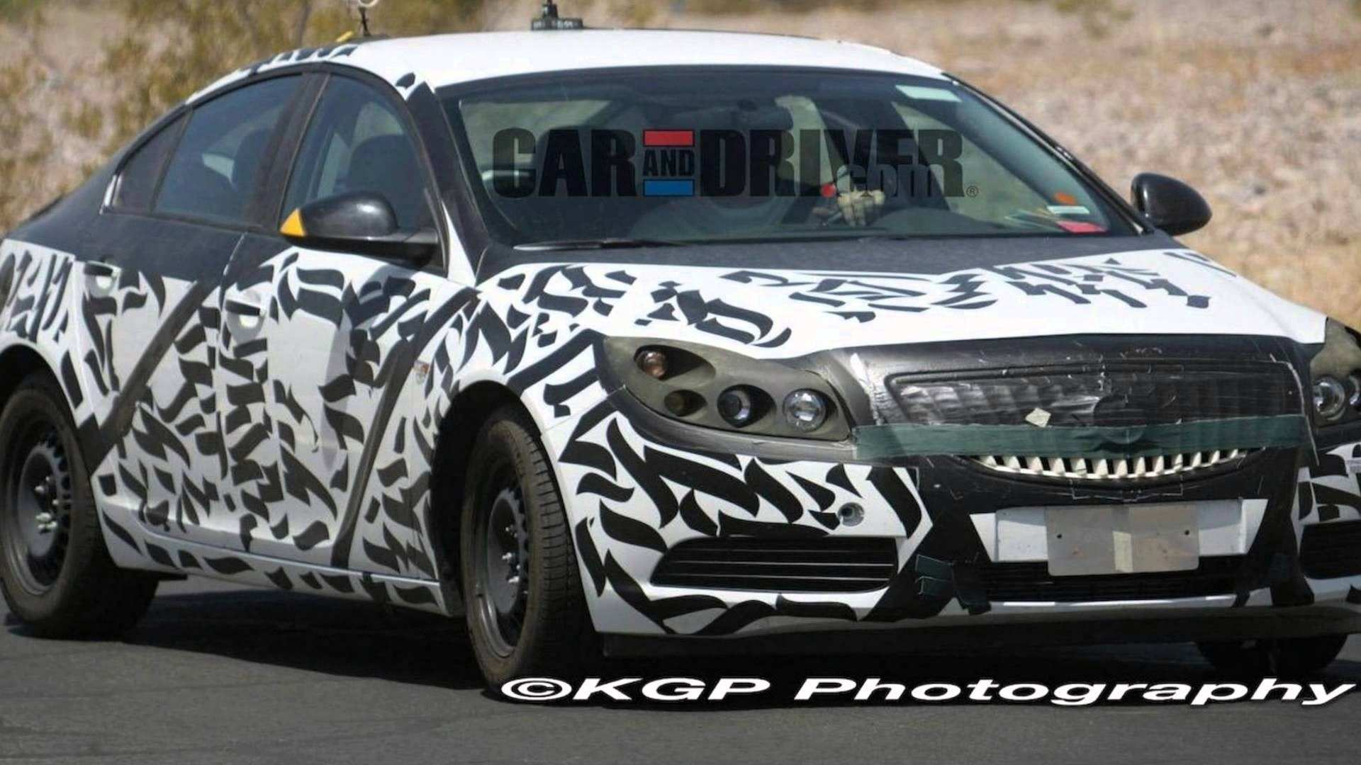 72 New 2020 Buick Grand National Gnx Spy Shoot