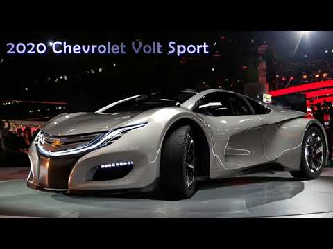 72 New 2020 Chevrolet Volt Style