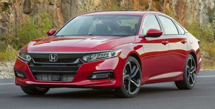 72 New 2020 Honda Accord Coupe Spirior Overview