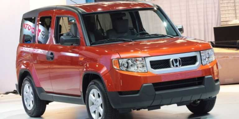 72 New 2020 Honda Element Exterior