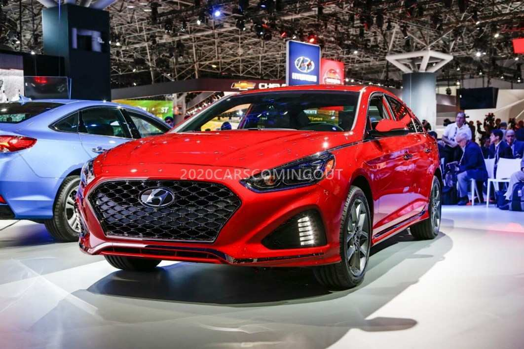 72 New 2020 Hyundai Sonata Hybrid Sport Exterior And Interior