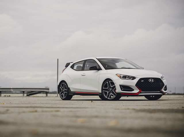 72 New 2020 Hyundai Veloster Spesification
