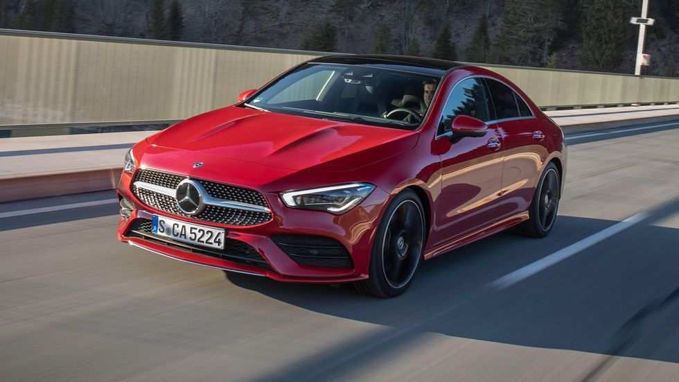 72 New 2020 Mercedes CLA 250 Photos