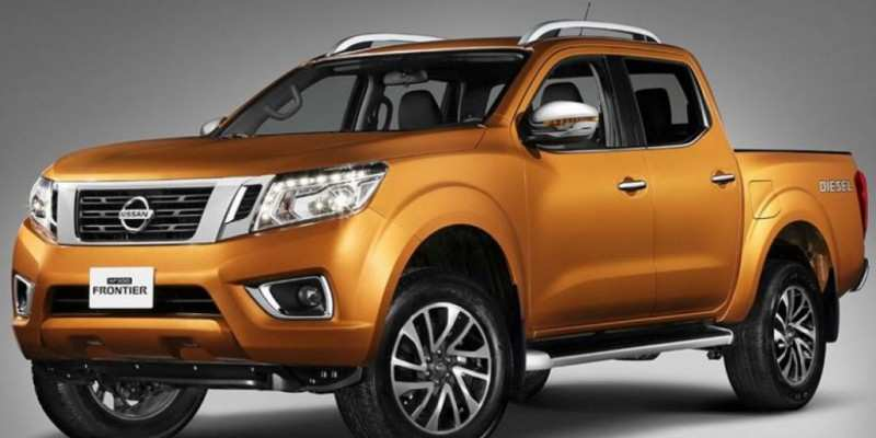 72 New 2020 Nissan Frontier Diesel Review And Release Date