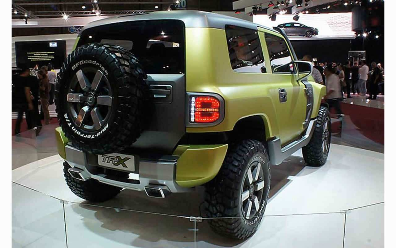 72 New 2020 Toyota FJ Cruiser Review And Release Date