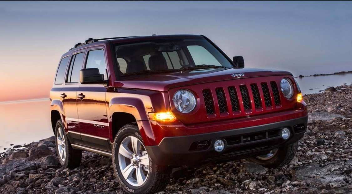 72 New Jeep Patriot 2020 Exterior