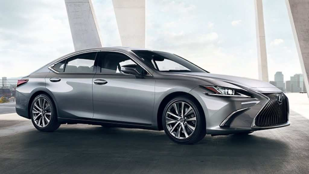 72 New Lexus Es 2020 Release Date First Drive
