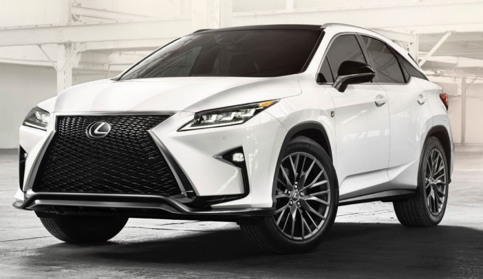 72 New Lexus Rx 350 Redesign 2020 First Drive