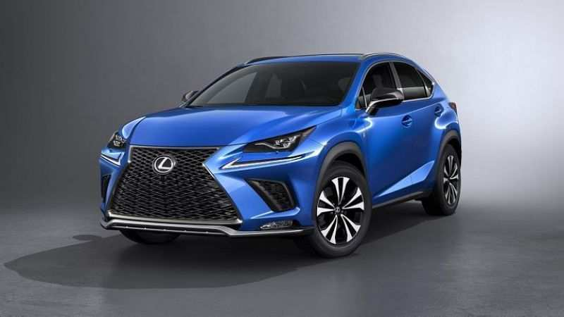 72 New Lexus Rx Facelift 2019 Release