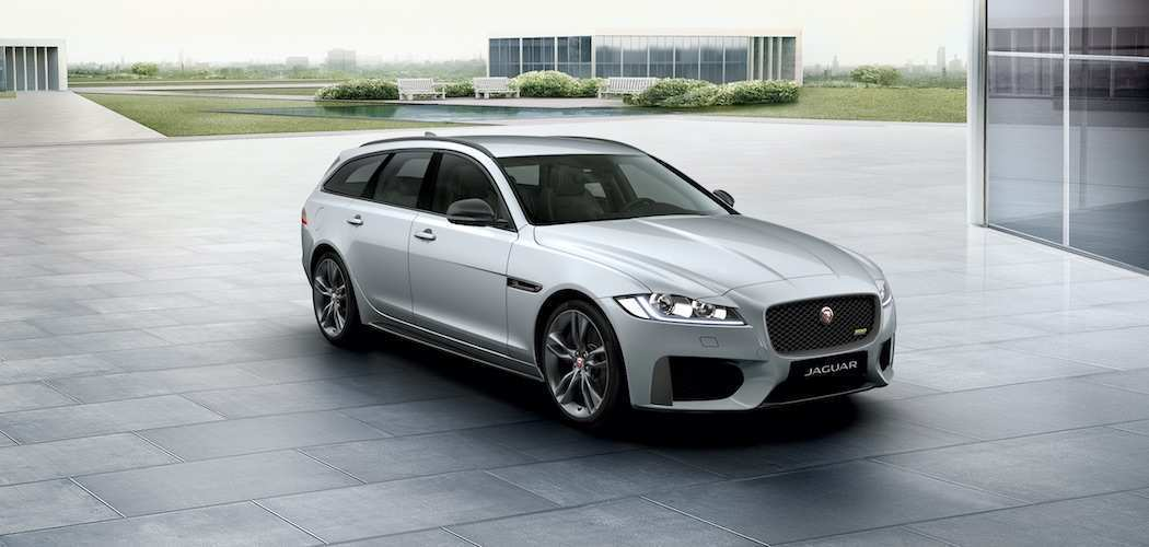 72 New New Jaguar Xf 2020 Interior