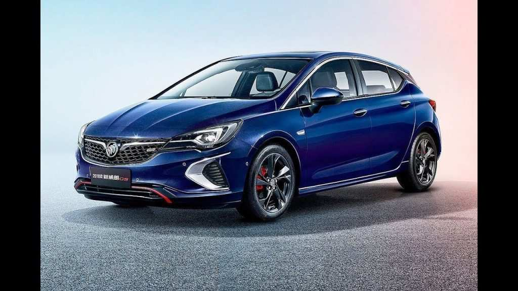 72 New Opel Astra 2020 Release Date Review