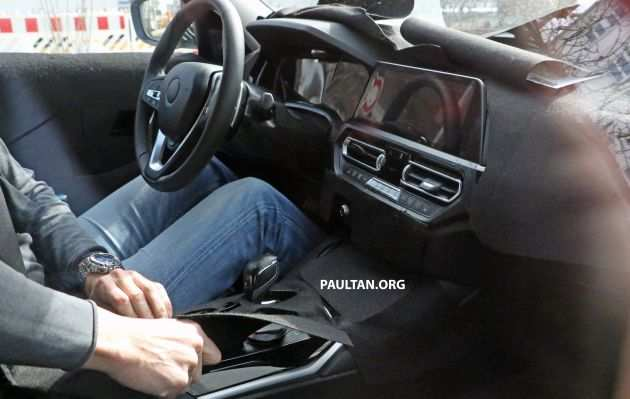 72 New Spy Shots BMW 3 Series New Concept