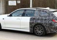 Spy Shots BMW 3 Series