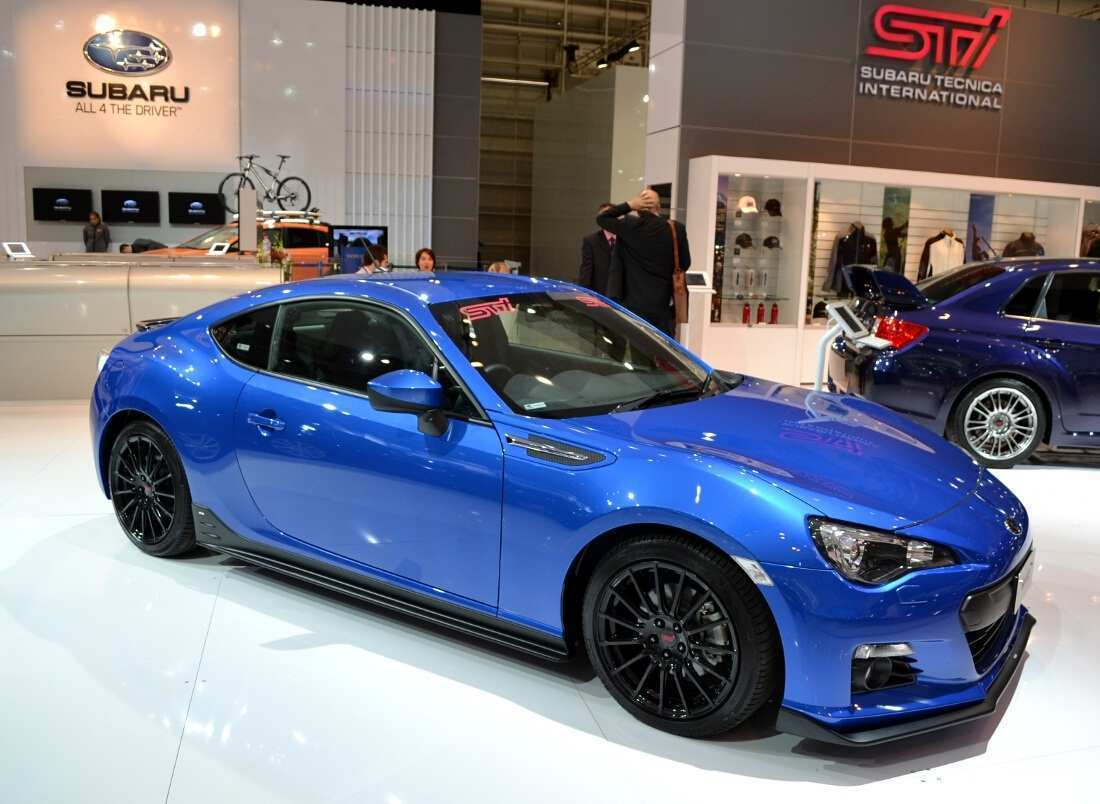 72 New Subaru Brz Turbo 2020 Concept