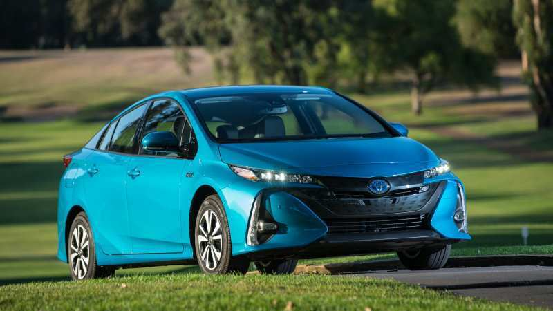 72 New Toyota Electric Car 2020 Exterior
