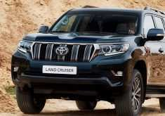 Toyota Land Cruiser Redesign 2020