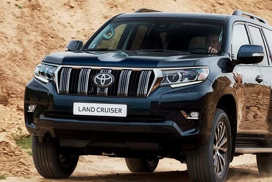 72 New Toyota Land Cruiser Redesign 2020 Picture