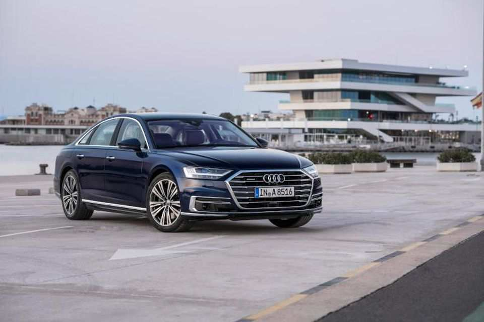 72 The 2019 Audi A8 L In Usa Reviews