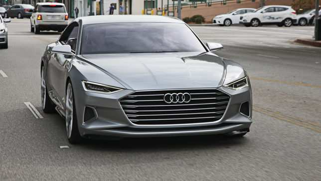 72 The 2019 Audi A9 New Concept