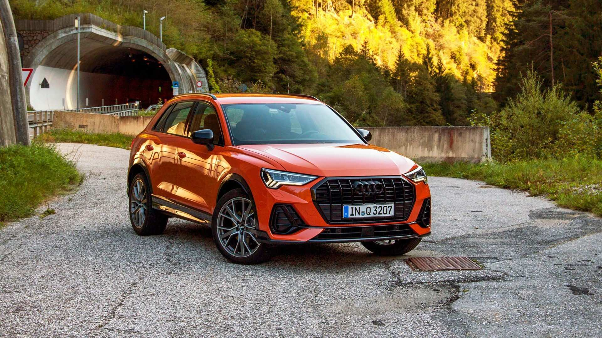 72 The 2019 Audi Q3 Picture