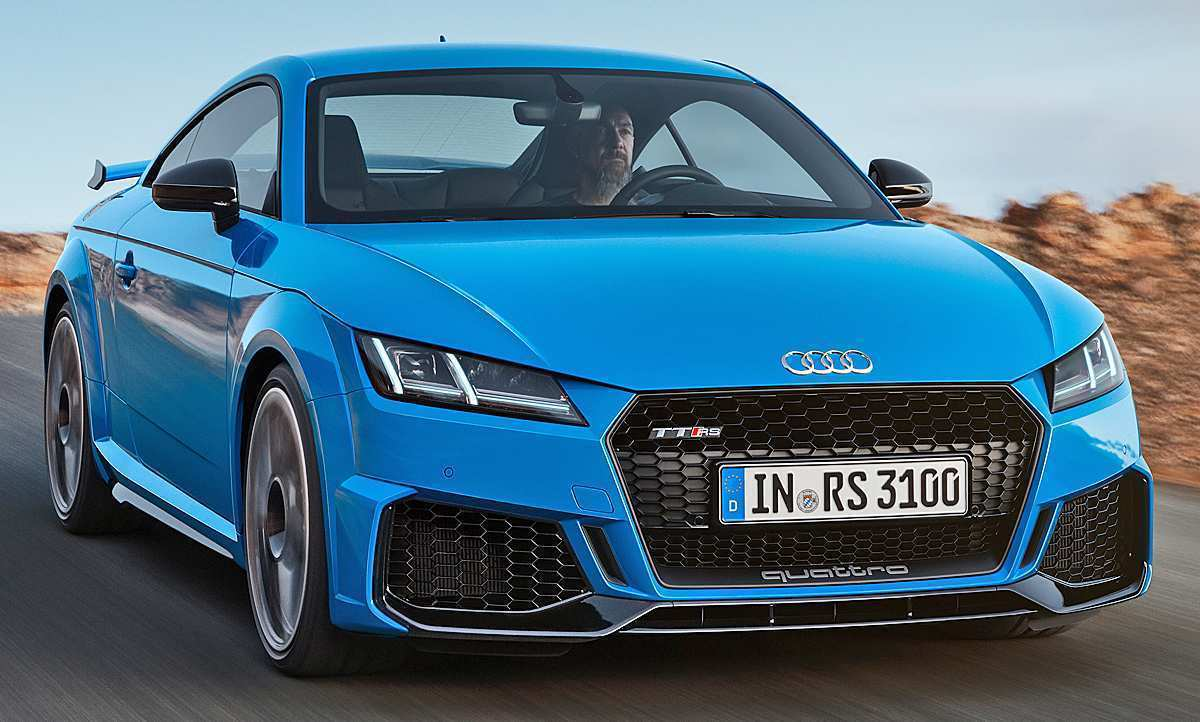 72 The 2019 Audi Tt Rs Redesign