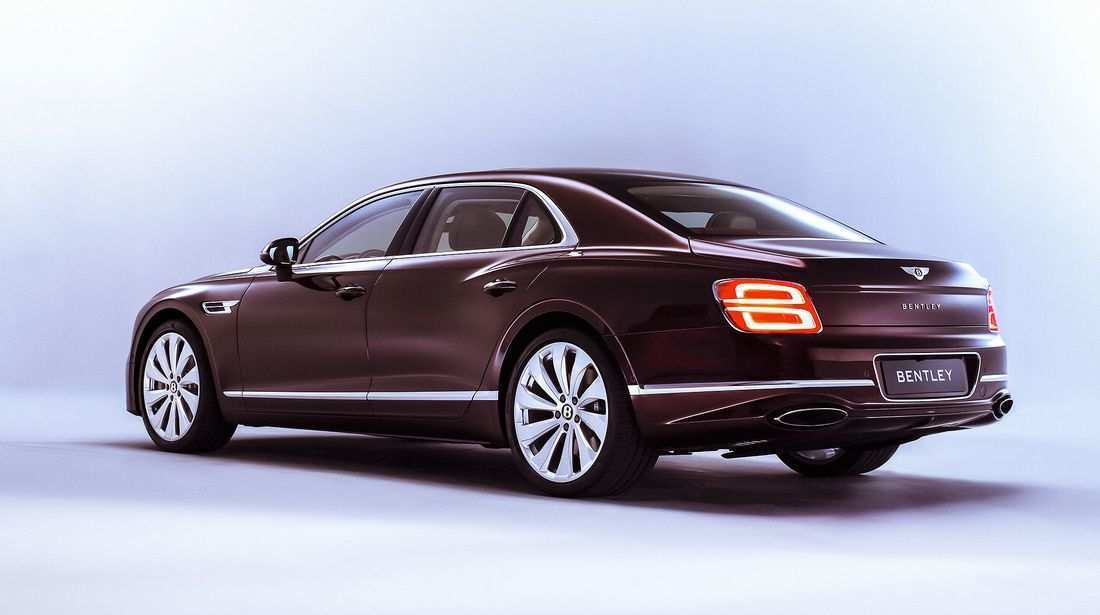 72 The 2019 Bentley Flying Spur New Review
