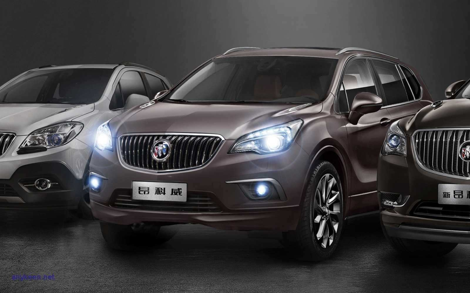 72 The 2019 Buick Anthem Prices