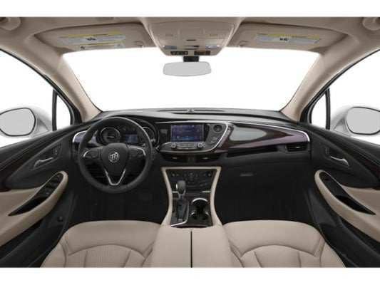 72 The 2019 Buick Envision Ratings