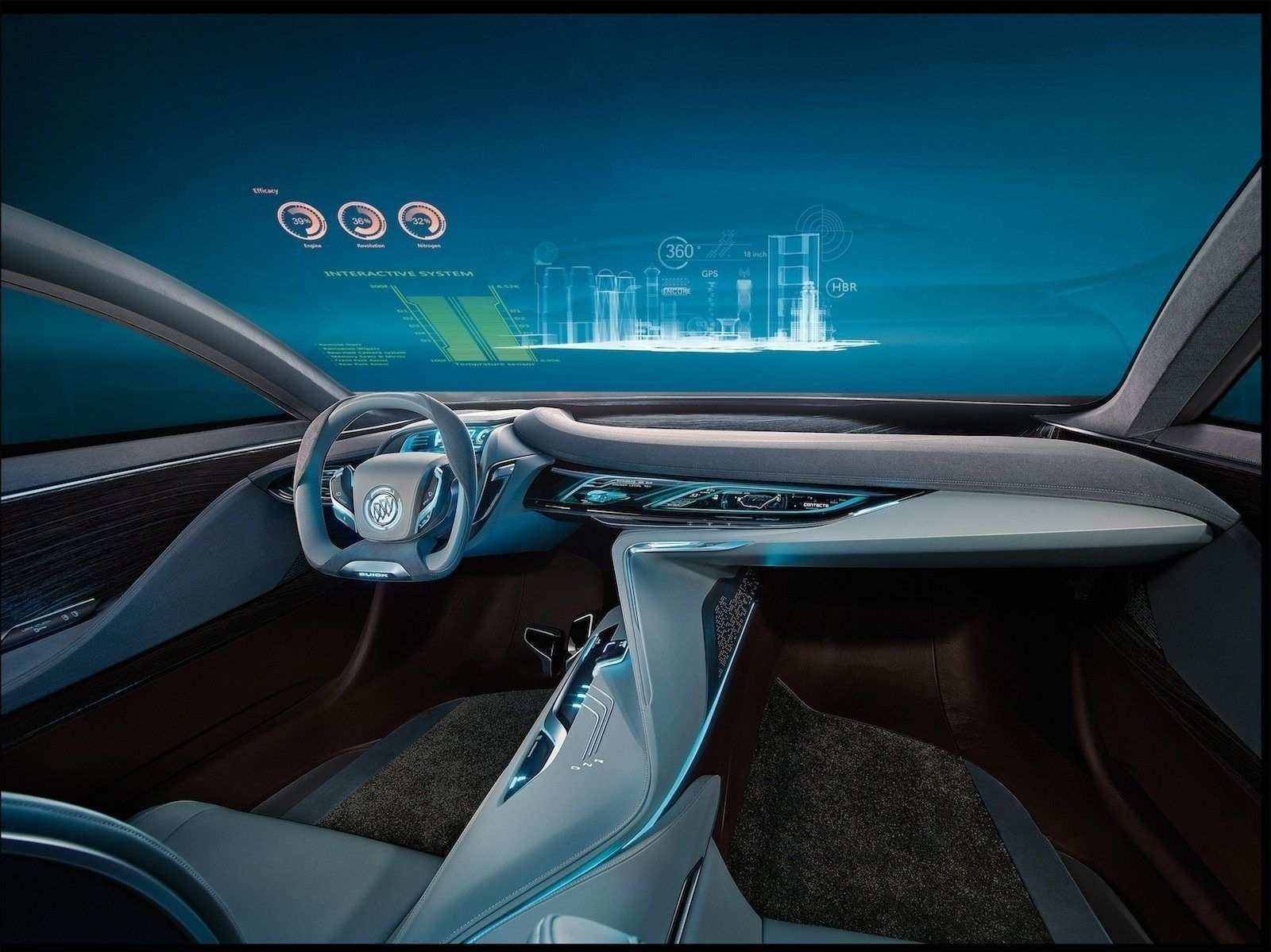 72 The 2019 Buick Riviera Interior