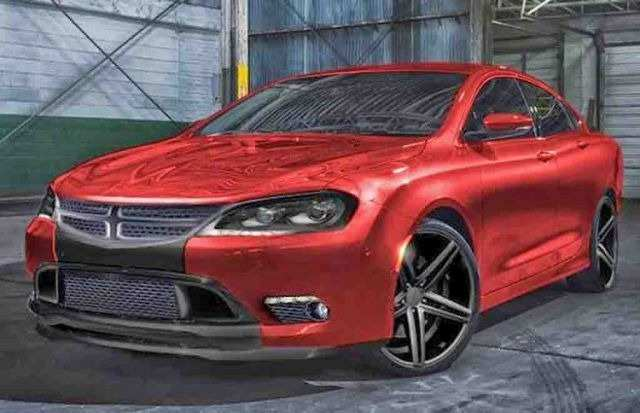 72 The 2019 Dodge Avenger Srt Concept