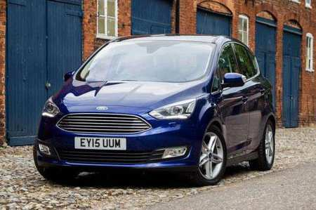 72 The 2019 Ford C Max Ratings