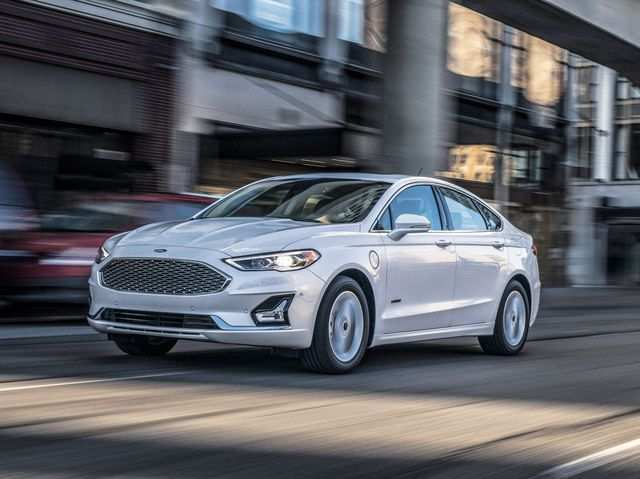 72 The 2019 Ford Fusion Energi Review And Release Date